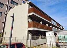 京王線 聖蹟桜ヶ丘駅 徒歩4分の賃貸アパート