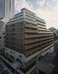グランド・ガーラ三田[6階]の外観