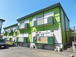 神奈川県綾瀬市寺尾中1丁目の賃貸アパートの外観