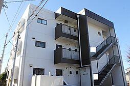 ハイツ柿田[3階]の外観
