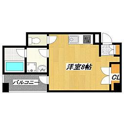 Grand Cru Asami[702号室]の間取り