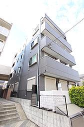 千葉県鎌ケ谷市新鎌ケ谷4丁目の賃貸マンションの外観