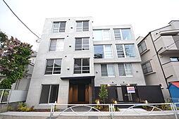 東急目黒線 西小山駅 徒歩8分の賃貸マンション
