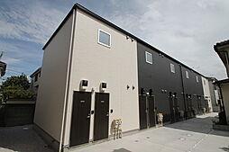 西武多摩湖線 一橋学園駅 徒歩12分の賃貸アパート
