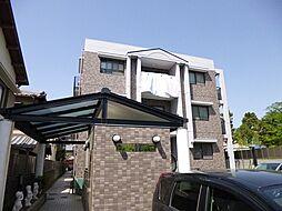 ベルクオーレ上池田[2階]の外観