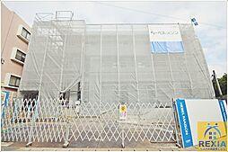 千葉県千葉市花見川区幕張本郷5丁目の賃貸マンションの外観