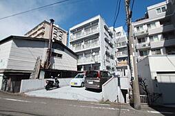アパートメント田中[4階]の外観