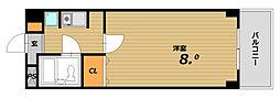 モンシャンブル夢野台[2階]の間取り
