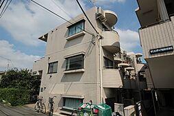 神奈川県川崎市多摩区菅北浦3丁目の賃貸マンションの外観