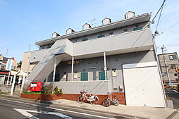 ニューライフ妙蓮寺[202号室]の外観