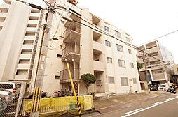 マンション山水苑[5階]の外観