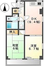 アソルティ横浜保土ヶ谷[3階]の間取り