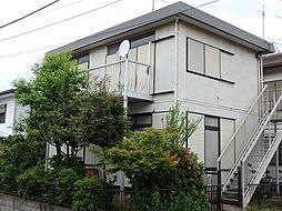 村松アパート[201号室]の外観