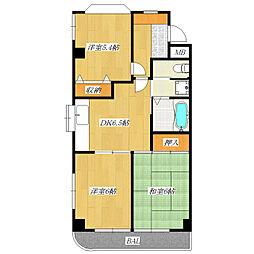 IGマンション[3階]の間取り