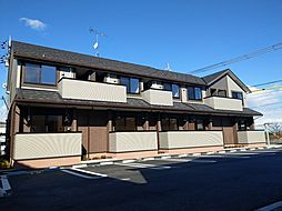 滋賀県近江八幡市金剛寺町の賃貸アパートの外観