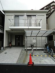 大阪府大阪市阿倍野区天王寺町北1丁目の賃貸アパートの外観