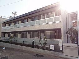 リブリ・セリシール[2階]の外観