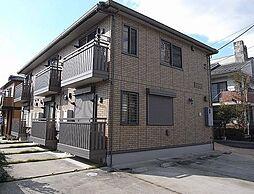 神奈川県横浜市青葉区青葉台2丁目の賃貸アパートの外観