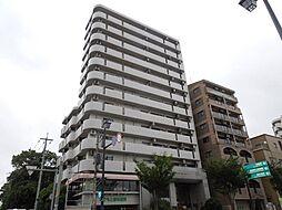 ライオンズステーションプラザ箱崎[1001号室]の外観