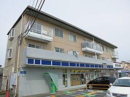 埼玉県所沢市東狭山ケ丘6丁目の賃貸マンションの外観