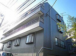 安西マンション[3階]の外観