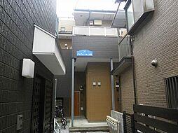神奈川県横浜市神奈川区神之木町の賃貸アパートの外観