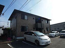 セジュール龍松 A[202号室]の外観