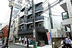 GIRASOLE武蔵新城[4階]の外観