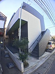 クレアドール[1階]の外観