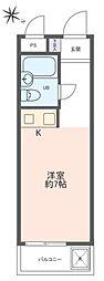 ウィンベルソロ竹ノ塚第5[2階]の間取り