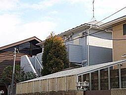 ロワールあざみ野[2階]の外観