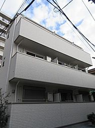 東京都葛飾区東新小岩6丁目の賃貸アパートの外観