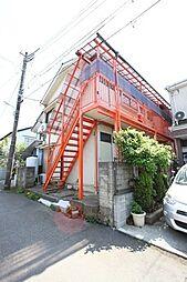 大武アパート[1階]の外観