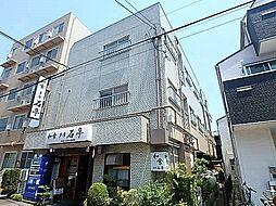 東京都多摩市乞田の賃貸マンションの外観
