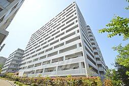 大阪府豊中市新千里西町2丁目の賃貸マンションの外観