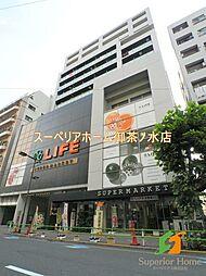 都営大江戸線 新御徒町駅 徒歩2分の賃貸マンション