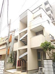 クレア弐番館[2階]の外観