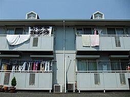 東京都練馬区土支田3丁目の賃貸アパートの外観