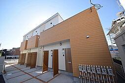 JR中央線 日野駅 徒歩13分の賃貸アパート
