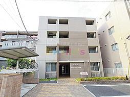 東京都青梅市野上町4丁目の賃貸マンションの外観