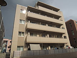 プルミエール仲町台[4階]の外観