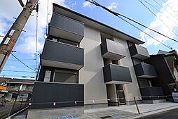 JPアパートメント松原[1階]の外観
