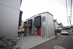 福岡県福岡市早良区飯倉2丁目の賃貸アパートの外観
