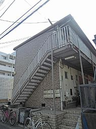 荻野ハイツ[2階]の外観