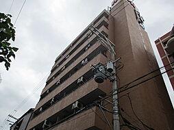 HR下新庄[6階]の外観