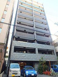 プレサンス梅田東アルファ[2階]の外観