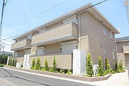 JR武蔵野線 市川大野駅 徒歩25分の賃貸アパート