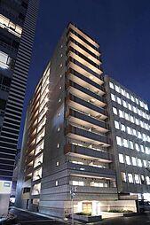 ガーラ・ステーション新富町[3階]の外観