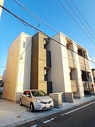 福岡県福岡市城南区長尾5丁目の賃貸アパートの外観