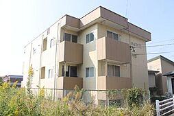 ハイツM[1階]の外観